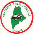 ATV Maine logo